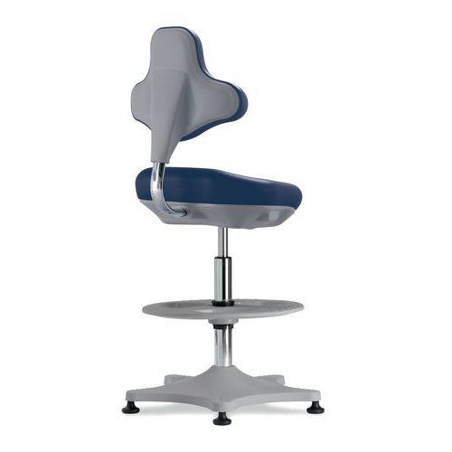 Afbeelding van Laboratoriumstoel hoog Bimos Labster 9101