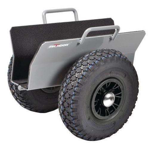 Platenroller - Draagvermogen 300kg