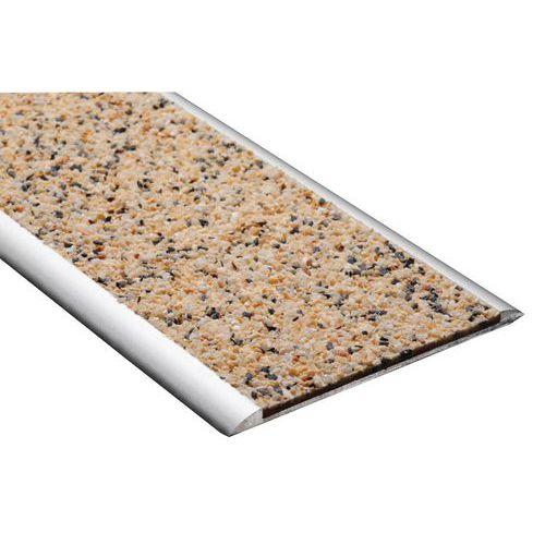 Platte trapneus 5 aluminium mineraal 1500