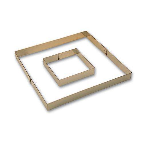 Uitsteker vierkant voor taart Mozaik