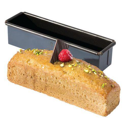 Recht bakvorm voor cake voor onderweg Exopan®