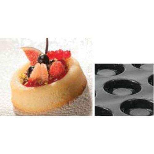 Vorm voor fruittaart met deegbodem