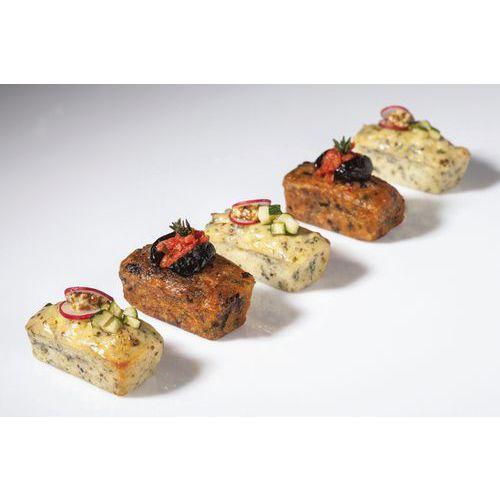 Vorm voor Mini-cake recht in snackvorm