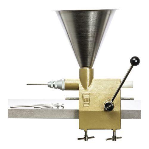 Machine voor het inspuiten van slagroom groot model