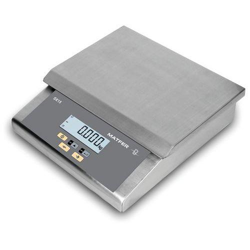 Compacte weegschaal SX15