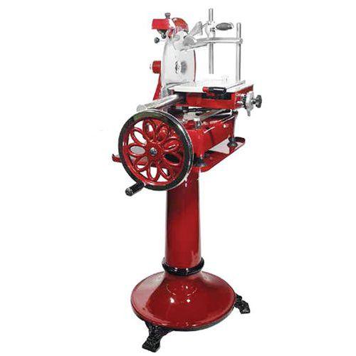 Onderstel voor handmatig snijmachine rood volano