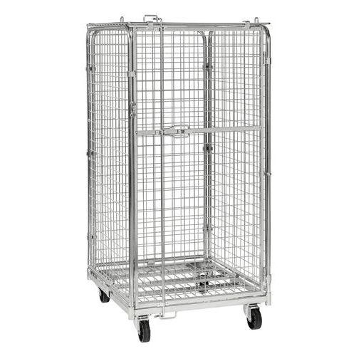 Antidiefstalrolcontainer - Draagvermogen 400kg