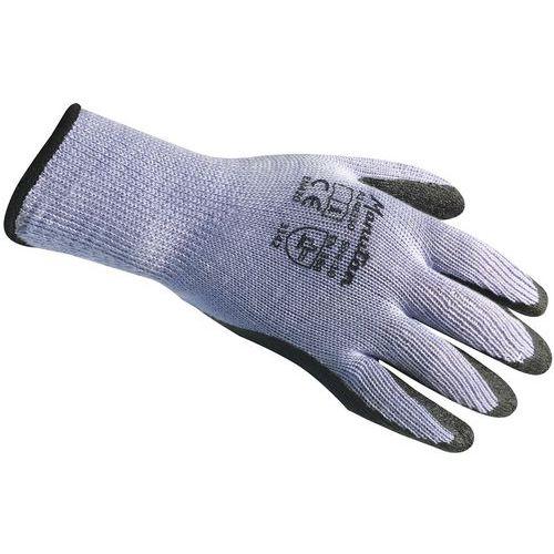 Gebreide handschoen latex coating - Manutan