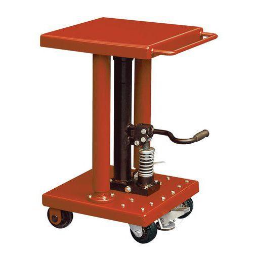 Mobiele hydraulische heftafel - Draagvermogen 225 kg