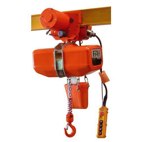 Elektrische takel l phant efa efb aan elektrische loopkat for Paranco elettrico 1000 kg