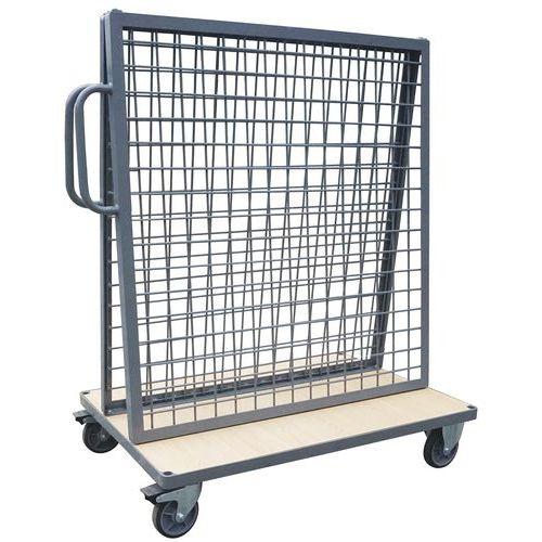 Materiaalwagen - Draagvermogen 500 kg - Manutan