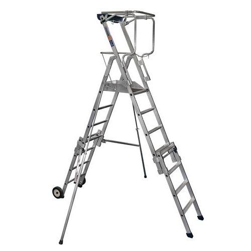 Afzonderlijk mobiel telescopisch platform XT