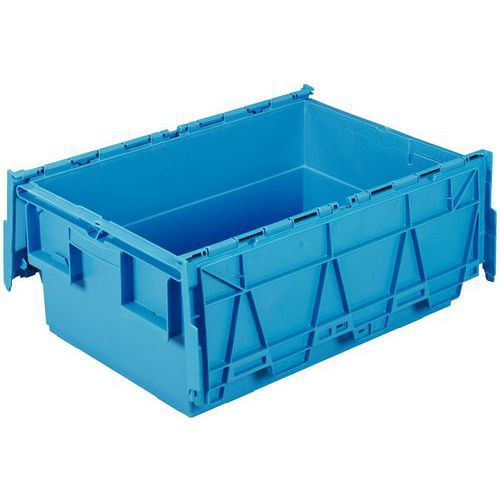 Transportbak Integra®  - Lengte 600 mm - Turquoise