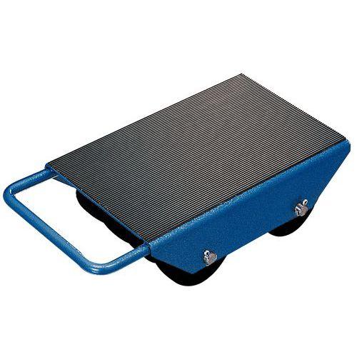 Transportroller met bokwielen - Draagvermogen 1000 tot 6000 kg