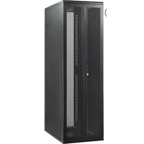 Serverkast DEXLAN 42U 600x1000 in kit (zwart) dubbele deur