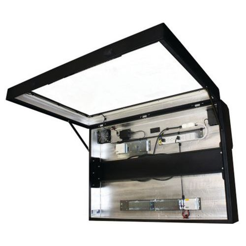Behuizing om flatscreens LCD, plasma te beschermen - CUC