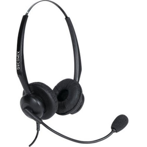 Headset telefoon geluidsdempende flex micro - 2 oorschelpen