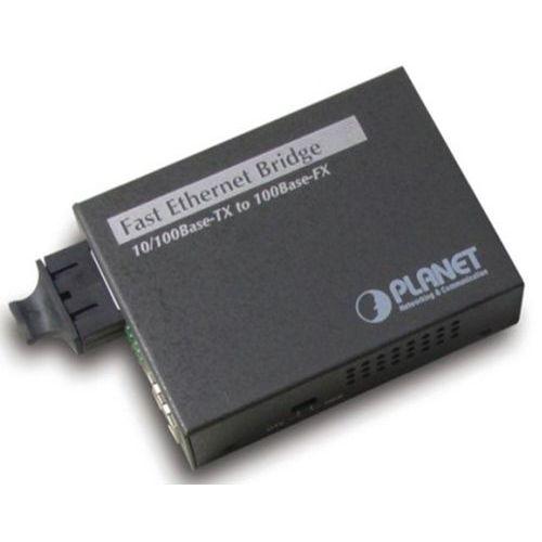 Planet FT-802 omzetter 100FX 2 km SC +CTRL verbinding
