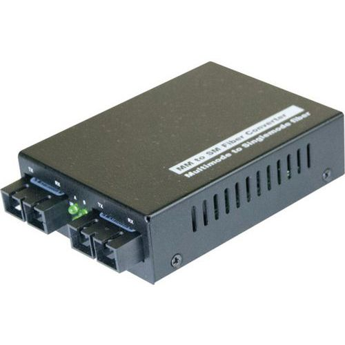 Multimode DEXLAN naar Single Mode Gigabit Fiber Converter