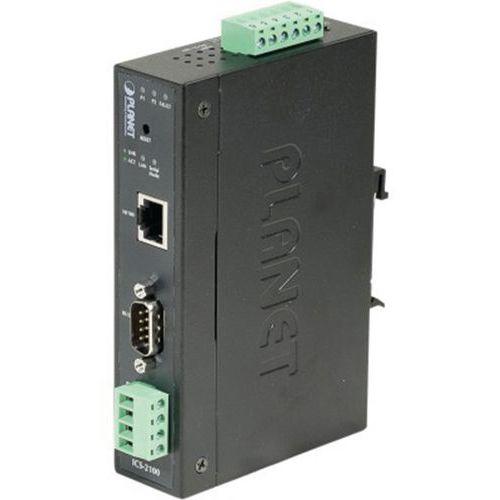 Planet ICS-2100 IND. RS232/422/485 naar IP converter