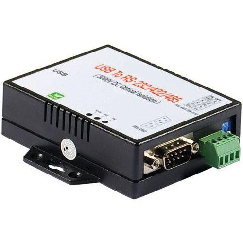 Professionele USB-converter voor RS232 / 485/422-protocollen