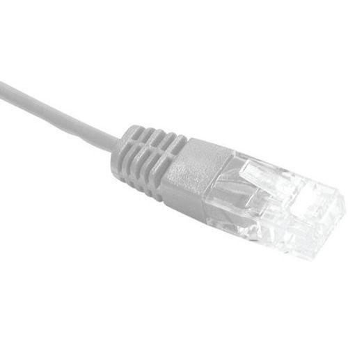 Telefoonsnoer RJ45 / RJ45 UTP 1P 100 Ohm Grijs- 1 m