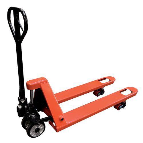 Handpalletwagen - Draagvermogen 2500 kg