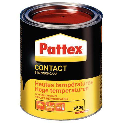 Hoge temperatuur contactlijm.