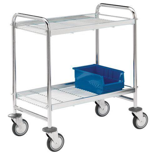 Demonteerbare serveerwagen - Draagvermogen 150 kg