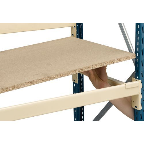 Legbord Mini-rack Pro - Spaanplaat - Breedte 2100 mm