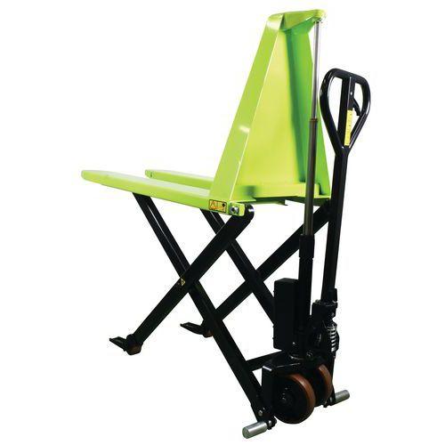 Ergonomische handpalletwagen - Draagvermogen 1000 kg - Pramac