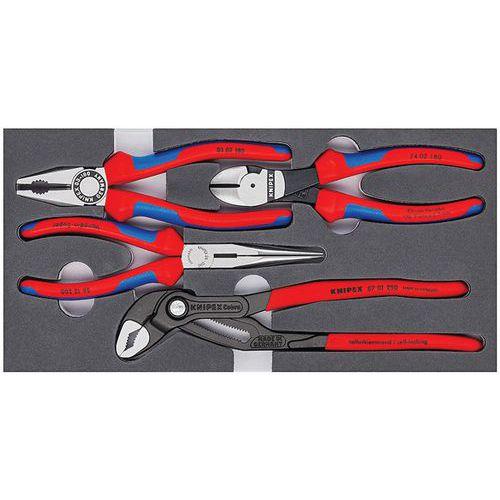 Tangenset Basic _ 00 20 01 V15 KNIPEX
