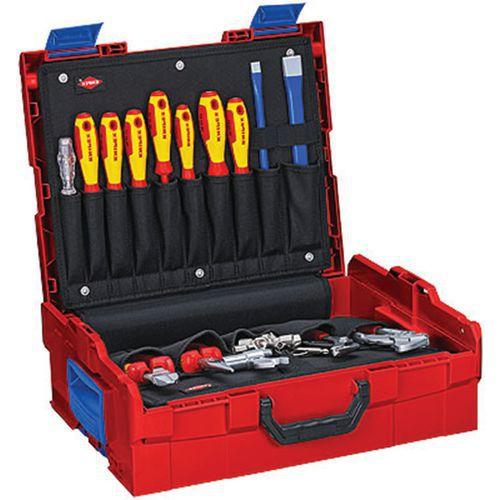 L-BOXX® Sanitair 52-delig _ 00 21 19 LB S KNIPEX