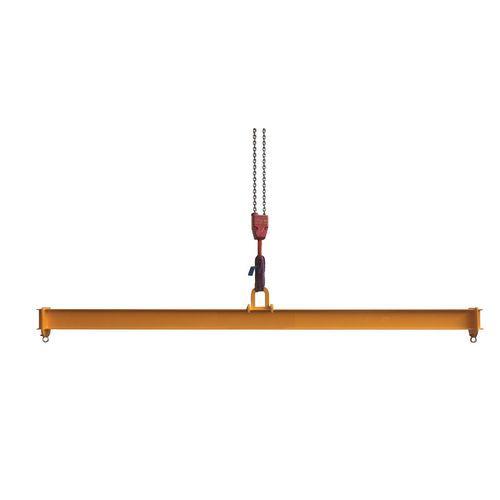 Hijsbalk verstelbaar - Hefvermogen 1000 tot 5000 kg - 1 tot 2 m