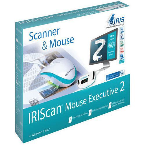 Documentscanner muis - IRIScan Mouse Executive 2