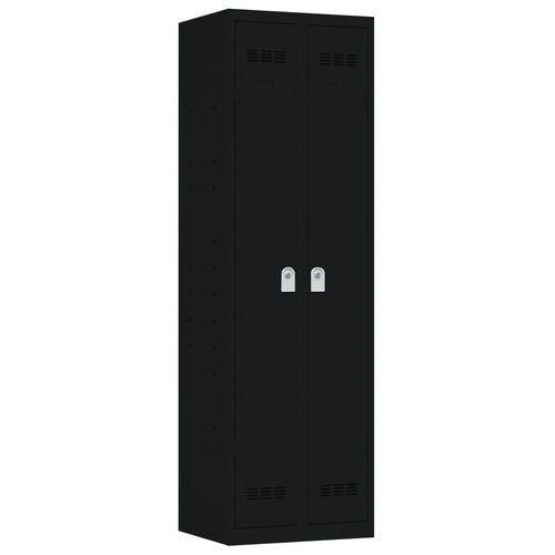 Multifunctionele garderobekast, 2 deuren