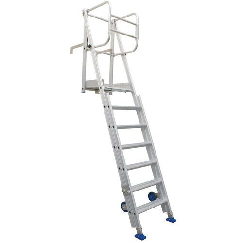 Ladder Premur 7-11 treden