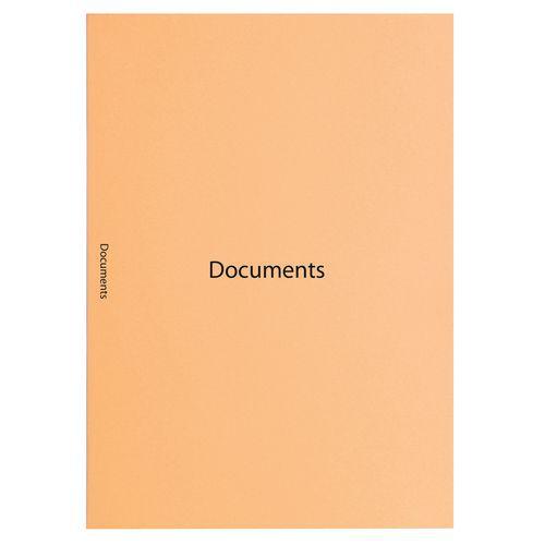 Inlegmap super 40 st. documenten 22x31 jura 160g Exacompta