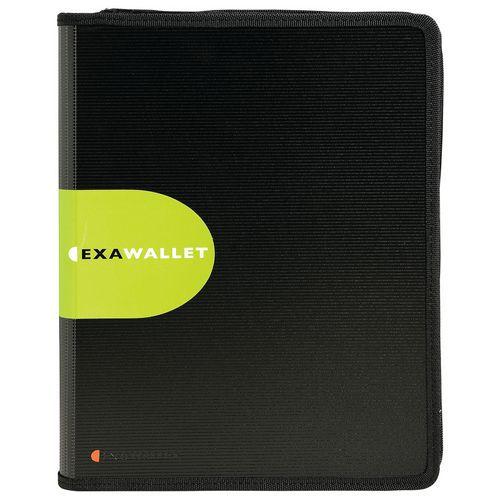 Vergadermap met rekenmachine exactive® exawallet Exacompta