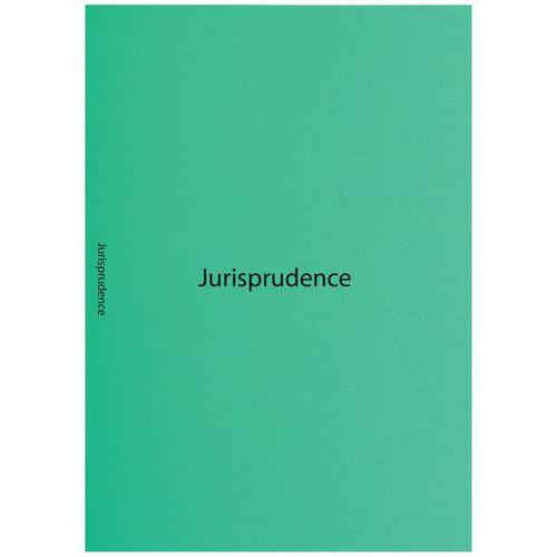 Inlegmap jura 160 ''jurisprudentie'' 22x31cm FR. Exacompta