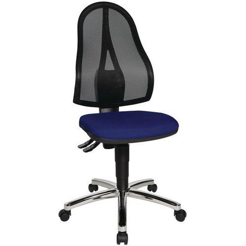 Bureaustoel 60 Cm Zithoogte.Bureaustoel Point 60 Special Gemakkelijk En Snel Bestellen Manutan