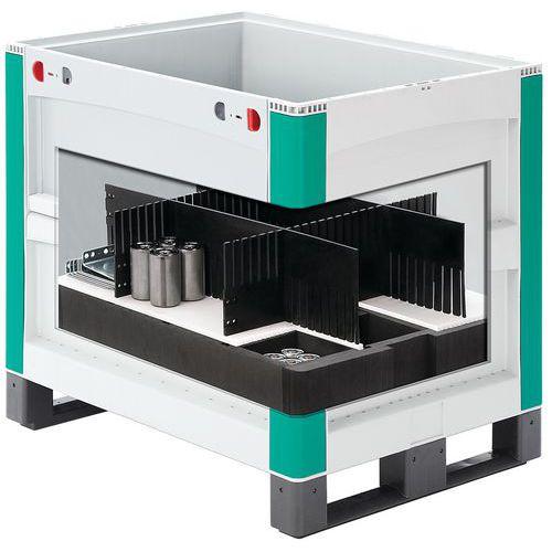 Vakverdeler voor palletbox SL86
