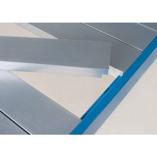 Extra niveau Epsivol - Breedte 2000 mm - Staal