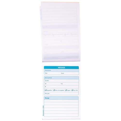Telefoonnotitieboek 10x16cm (100 ST., 1 per blad) Excacompta