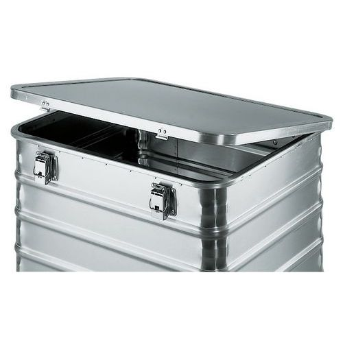 Aluminium bakwagen - Met deksel