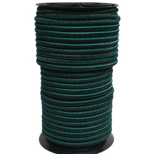 Rol spanband - Groen zwart