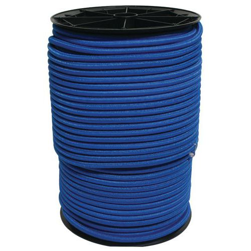 Spanband rol - Blauw