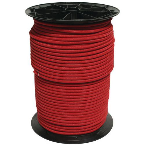 Spanband rol - Rood