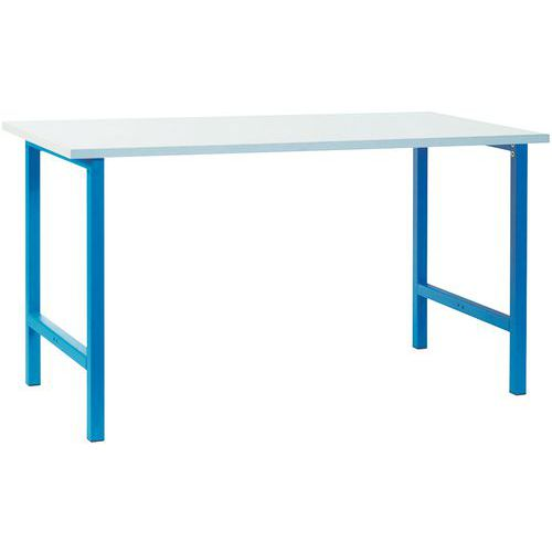 Werktafel basic manutan - Table de travail de boucher ...