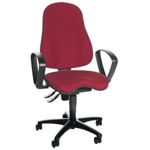 Koop sitness bureaustoelen synchroontechniek bij manutan - String kantoor ...
